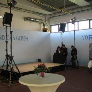 JED mediaservice: Verleih Arri,  Bühne Schnakenberg, Ton Meyer Sound (RWE Lingen 22.10.2011)